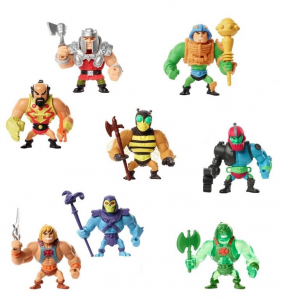 Masters of the Universe ORIGINS Minis​​​​​​​ by Mattel