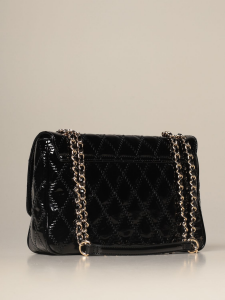 SHOPPING ON LINE TWINSET MILANO BORSA IN VERNICE MATELASSE NEW COLLECTION WOMEN'S FALL WINTER 2020/2021
