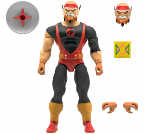 *PREORDER* Thundercats Ultimates Action Figure: LYNX-O by Super7