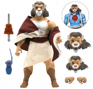 *PREORDER* Thundercats Ultimates Action Figure: PUMM-RA by Super7