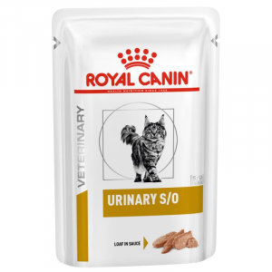 ROYAL CANIN VETERINARY DIETS CAT URINARY S/O BUSTE 85 GR