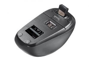 Trust Yvi mouse Wi-Fi Ottico 1600 DPI