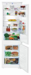 Liebherr ICS 3324 Comfort frigorifero con congelatore Da incasso Bianco 274 L A+