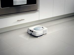 iRobot Braava Jet m6 aspirapolvere robot Combi Bianco