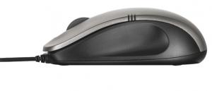 Trust 20404 mouse USB Ottico 1000 DPI Ambidestro