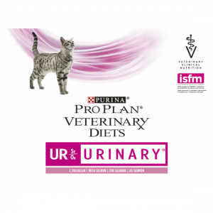 PURINA PRO PLAN VETERINARY DIETS CAT URINARY ST/OX BUSTE 85 GR