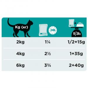 PURINA PRO PLAN VETERINARY DIETS CAT EN GASTROINTESTINAL BUSTE 10x85 GR
