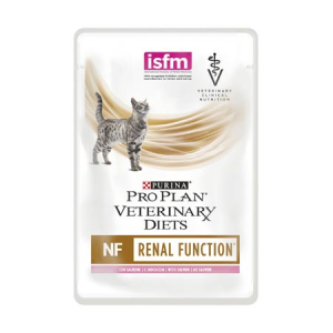 PURINA PRO PLAN VETERINARY DIETS CAT NF RENAL FUNCTION BUSTE 85 GR