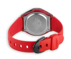 Casio Collection digitale, rosso
