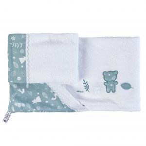 Telo bagno e asciugamano  linea Ozzy by Picci |Bamboo