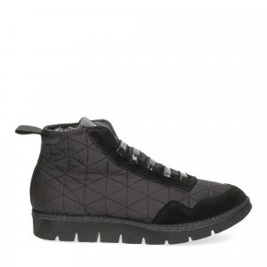 Panchic polacco sneaker P05W total black-2