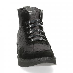 Panchic polacco sneaker P05W total black-3