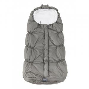 Sacco invernale per passeggino IGLOO Bamboom Middle Grey