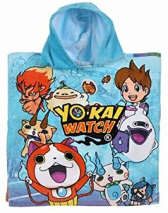 Yo-Kai Watch Poncho Telo Mare Cotone