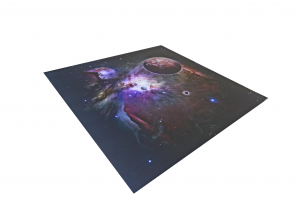X WING compatible MAT - Tatooine themed