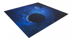 X WING compatible MAT - Coruscant themed