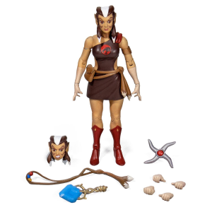 *PREORDER* Thundercats Ultimates Action Figure: PUMRYA THE HEALER by Super7