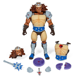 *PREORDER* Thundercats Ultimates Action Figure: GRUNE THE DESTROYER by Super7