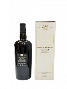 Velier Royal Navy Tiger Shark- Very Old Pure Vatted Rum - Release 2019 II Edizione