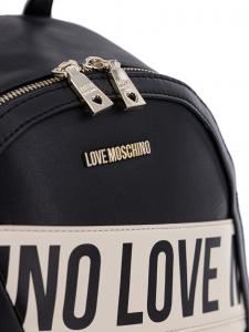 Zainetto Love Moschino JC4029PP1BLD100A Nero/Avorio