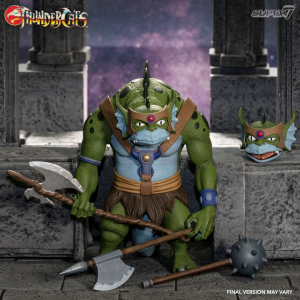 *PREORDER* Thundercats Ultimates Action Figure: SLITE THE EVIL MUTANT LEADER by Super7