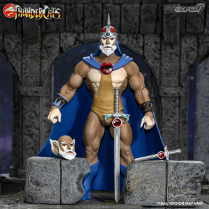 *PREORDER* Thundercats Ultimates Action Figure: JAGA THE WISE THUNDERCAT MENTOR by Super7