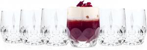 Set di 6 Bicchieri in Vetro Dof 34,6 cl Alkemist cm.10,3h diam.8,67