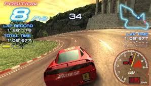Ridge Racer - UMD loose - PSP