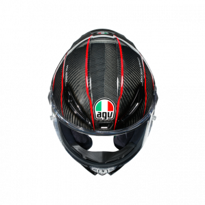 Casco AGV Pista GP RR Performace Carbon/Red