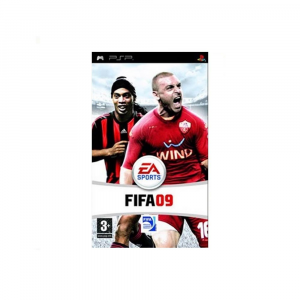 FIFA 09 - USATO - PSP