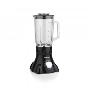 Frullatore Glass Nero 2 Velocità