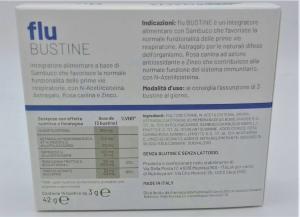 FLU 14 BUSTINE