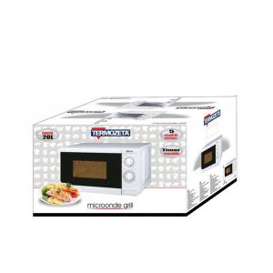 Forno A Microonde Grill 20 Litri Bianco