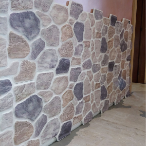 Classic Covered Stone Panel Vesuviana