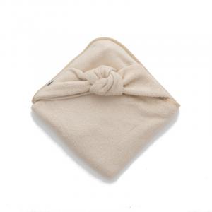 Accappatoio Asciugamano Neonato in spugna Bamboom Pink Powder