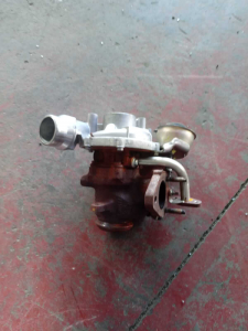 Turbocompressore usato Renault clio 4à serie DCI