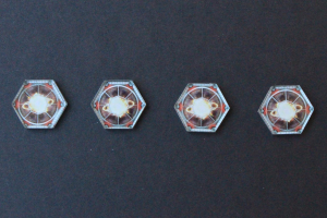 Star Wars X-Wing Crit Tokens (4)