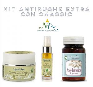 Kit Antirughe Extra con OMAGGIO inserisci il CODICE: KITNATURAUTOCURA IN OMAGGIO HYALU COLLAGEN STICK LABBRA NUTRI FILLER 10 ml