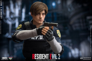 *PREORDER* Resident Evil 2 (Action Figure 1/6): LEON S. KENNEDY by Damtoys