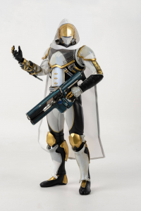 Destiny 2 (Action Figure 1/6): HUNTER SOVEREIGN CALUS'S SELECTED SHADER by ThreeZero