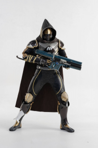*PREORDER* Destiny 2 Action (Figure 1/6): HUNTER SOVEREIGN GOLDEN TRACE SHADER by ThreeZero