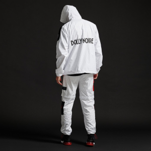 Giacca Dolly Noire White Soldier Zip