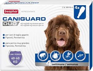 Antiparassitario per cani CANIGUARD DUO BEAPHAR