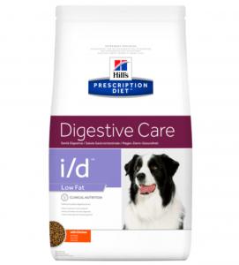Hill's - Prescription Diet Canine - i/d Low Fat - 6kg