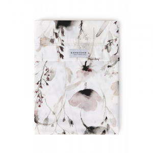 Set lenzuola per culla Bedsheet Mini 75x100 cm Bamboom Papavero