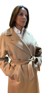 Cappotto cammello - Weekend Max Mara