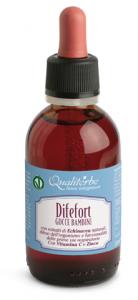 Difefort Gocce Bambini 50 ml (Vegan Ok)