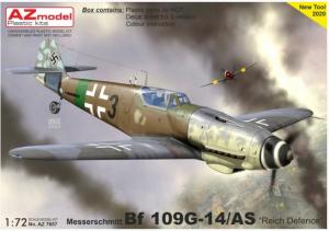 Messerschmitt Me 109G-14/AS
