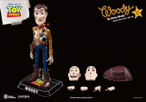 Toy Story Action Figure: WOODY by Beast Kingdom