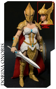 *PREORDER* Mythic Legions - All-Stars 3: Dorina Onoris (House of the Noble Bear) Figure by Four Hourseman